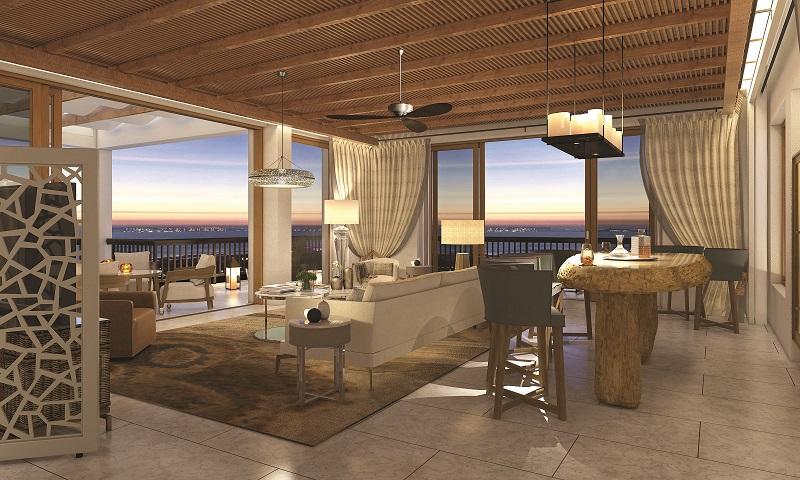 Jumeirah Al Naseem - Ocean Suite