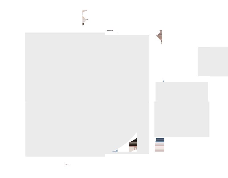 Hellgraue-Bubbles